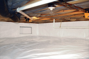 Crawl Space Repair After in Farmington, NM