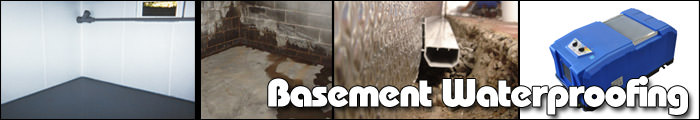 Basement Waterproofing in CO & NM, including Durango, Canon City & Grand Junction.